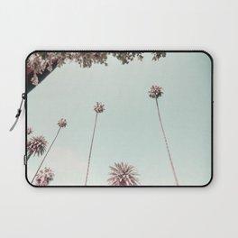 Beverly Hills Palms Mint Laptop Sleeve