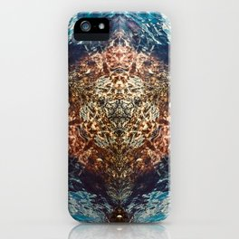 A Point For Reflection No 1 iPhone Case