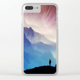Explosions In The Sky Clear iPhone Case