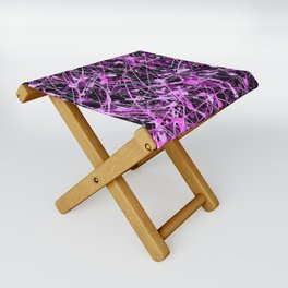 Splat! 8 (Purple Passion) Folding Stool