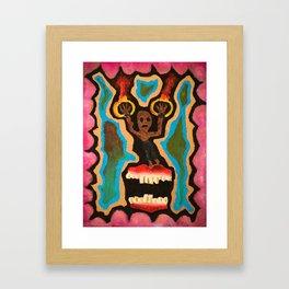slaves Framed Art Print