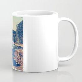 Rocky Shores of Lake Superior Coffee Mug
