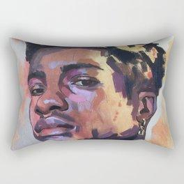 Melanin Shades Rectangular Pillow