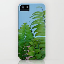first day of spring iPhone Case