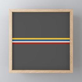 Awilix Framed Mini Art Print