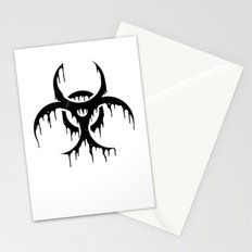 Outbreak Stationery Cards
