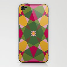 Shades of flowers iPhone & iPod Skin