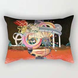 All About Perspective Rectangular Pillow