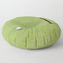 Golf Pin Floor Pillow