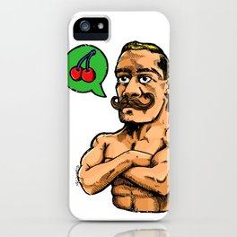 Power Hungry iPhone Case