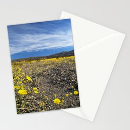 Rising Bloom Stationery Cards