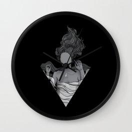 Silent Soul Wall Clock