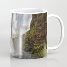 Seljalandsfoss in Iceland Coffee Mug