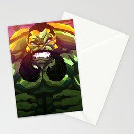 Mo-Hulk Stationery Cards