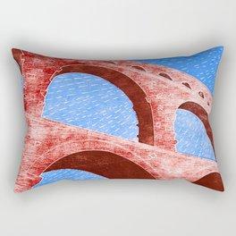 Aqueduct Rectangular Pillow