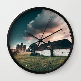 Ireland 84 Wall Clock