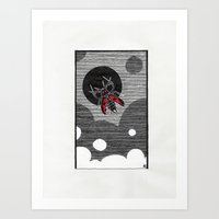 insect Art Prints featuring Insect by Dormant