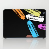 reservoir dogs iPad Cases featuring Reservoir Dogs by Brian Walker