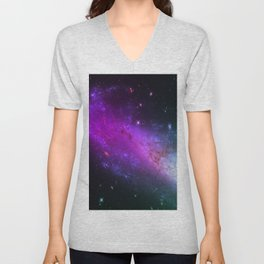 another galaxy Unisex V-Neck