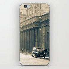Old street that vanishes iPhone & iPod Skin