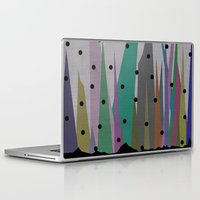grass Laptop & iPad Skins featuring Grass by Olivia James