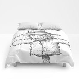 Scarecrow Recon #1 Comforters