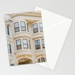 San Francisco Pastels Stationery Cards