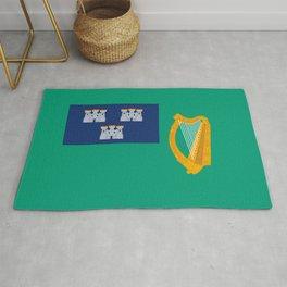 Flag of Dublin Rug