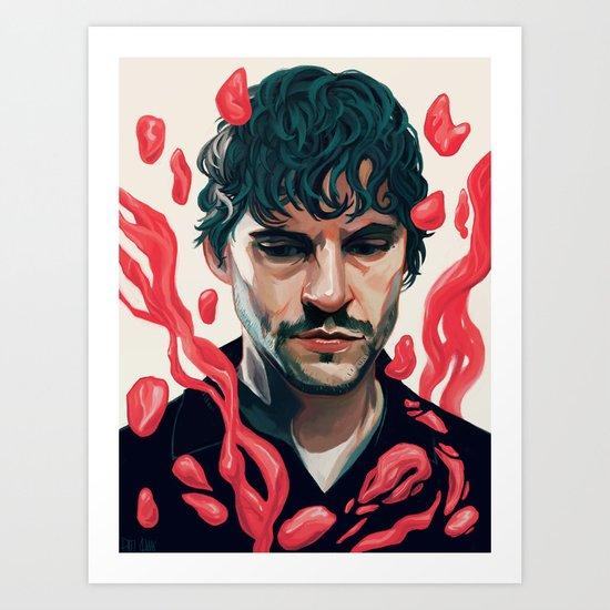 reckoning Art Print