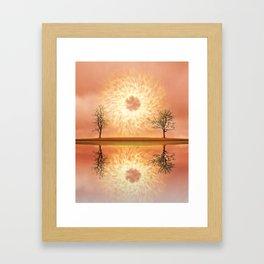 Futuristic Visions 04 Framed Art Print