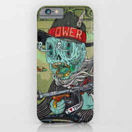 Bootleg Husker iPhone Case