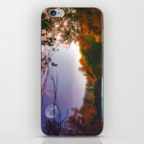 Moonglow iPhone Skin
