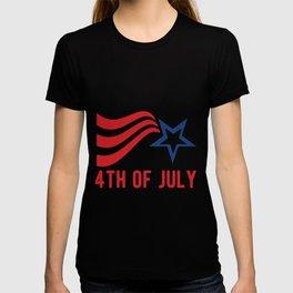 4th of July design T-shirt