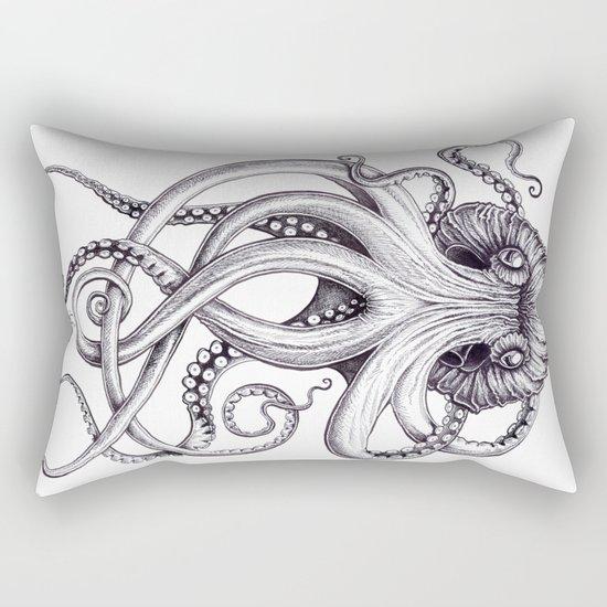 Kraken Rectangular Pillow