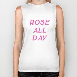 Rose All Day Biker Tank