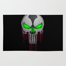 Punisher Spawn Mash-Up Rug