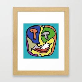 Drooop Framed Art Print