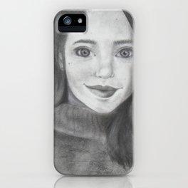 who r u iPhone Case