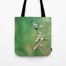 winter flower Tote Bag