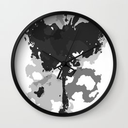 Reach Out and Hug Someone Wall Clock