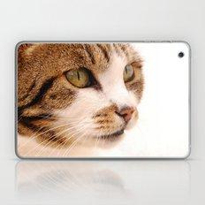 Best cat in town Laptop & iPad Skin