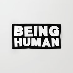 Being Human Hand & Bath Towel