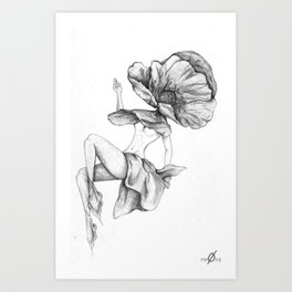 Nature Eterna Art Print
