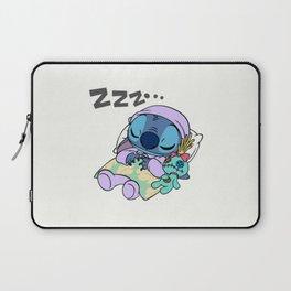 Sleeping Stitch Laptop Sleeve
