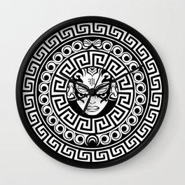 Mosaik Ornament - FJL Wall Clock