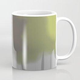 Forest in Mist Coffee Mug