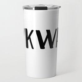 Awkward Travel Mug