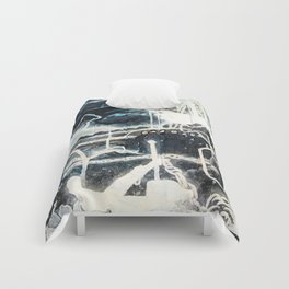 """Washed Ashore"" Comforters"