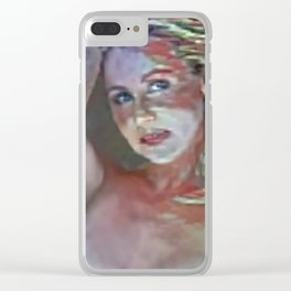 In Shape 57 Clear iPhone Case