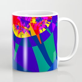 fractal composition N1 Coffee Mug